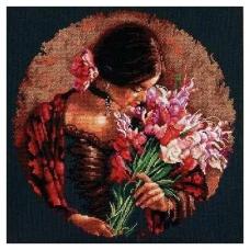 """Набор для вышивания крестом """"Летний аромат//Summer Fragrance"""" DIMENSIONS 70-35315"""