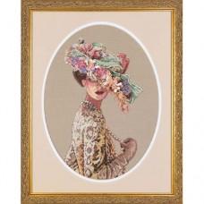 """Набор для вышивания крестом """"Викторианская елегантность//Victorian Elegance"""" DIMENSIONS 03823"""