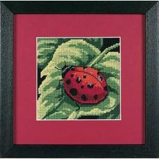 """Набор для вышивания гобеленом """"Божья коровка, Божья коровка...//Ladybug, Ladybug..."""" DIMENSIONS 07170"""