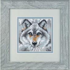 "Набор для вышивания гобеленом ""Зов волка//Call of the Wolf"" DIMENSIONS 07211"