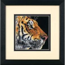 """Набор для вышивания гобеленом """"Профиль тигра//Tiger Profile"""" DIMENSIONS 07225"""