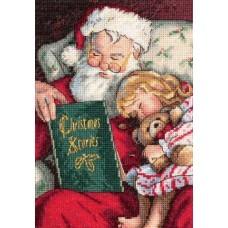 """Набор для вышивания крестом """"Christmas Stories//Рождественские истории"""" DIMENSIONS 8786"""