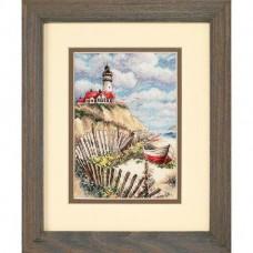 """Набор для вышивания крестом """"Маяк Клифсайда//Cliffside Beacon"""" DIMENSIONS 65021"""