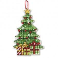 """Набор для вышивания крестом """"Украшение Дерево//Tree Ornament"""" DIMENSIONS 70-08898"""