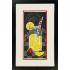 """Набор для вышивания крестом """"Лимонадный обед//Lemonade Diner"""" DIMENSIONS 70-35324"""