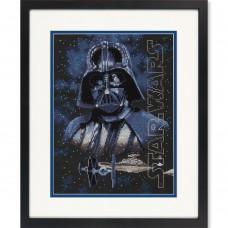 """Набор для вышивания крестом """"Дарт Вейдер//Darth Vader"""" DIMENSIONS 70-35381"""