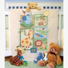 "Набор для вышивания крестом ""Саванна//Savannah Quilt"" DIMENSIONS 70-73544"