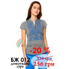 Блузка женская без рукавов БЖ-012