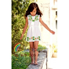 Платье детское (5-10 лет) ПДб/р-003
