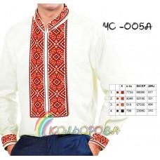 Мужская рубашка ЧС-005A