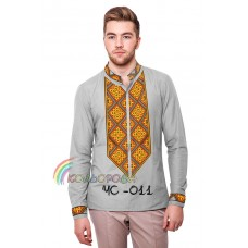 Мужская рубашка ЧС-011