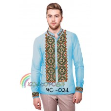 Мужская рубашка ЧС-021