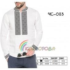 Мужская рубашка ЧС-083