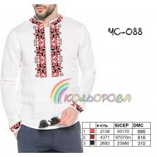 Мужская рубашка ЧС-088