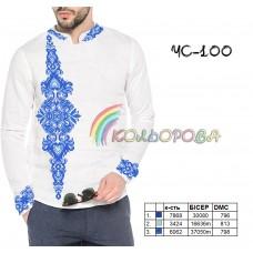 Мужская рубашка ЧС-100