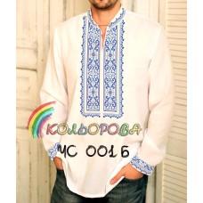 Мужская рубашка ЧС-001B
