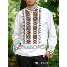 Мужская рубашка ЧС-029