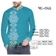 Мужская рубашка ЧС-062