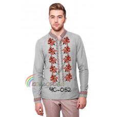 Мужская рубашка ЧС-052