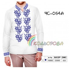 Мужская рубашка ЧС-054А