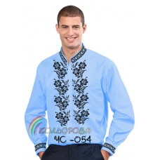 Мужская рубашка ЧС-054