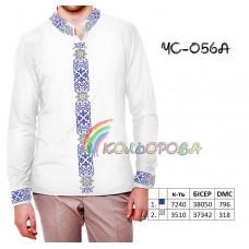 Мужская рубашка ЧС-056А