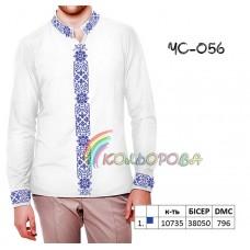 Мужская рубашка ЧС-056