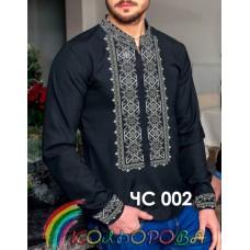 Мужская рубашка ЧС-002