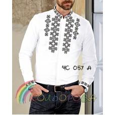 Мужская рубашка ЧС-057А