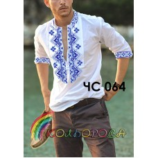 Мужская рубашка ЧС-064