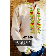 Мужская рубашка ЧС-109