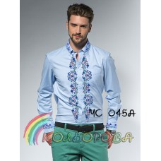 Мужская рубашка ЧС-045A