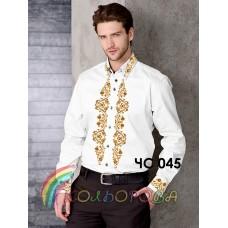 Мужская рубашка ЧС-045