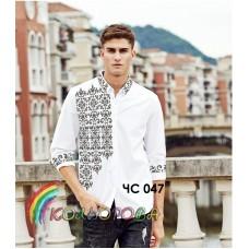 Мужская рубашка ЧС-047