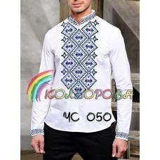Мужская рубашка ЧС-050