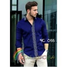 Мужская рубашка ЧС-055