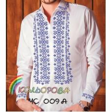Мужская рубашка ЧС-009A