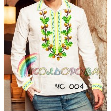 Мужская рубашка ЧС-004