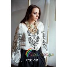 Сорочка женская СЖ-057