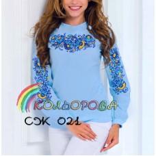 Сорочка женская СЖ-021