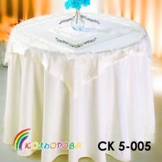Скатерть под вышивку СК 5-005